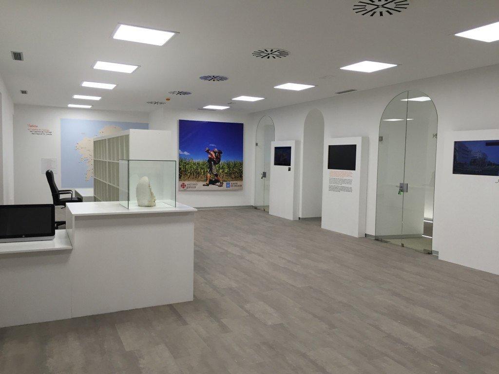 Centro Acogida Peregrino
